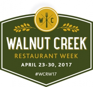 Walnut Creek Restaurant Week 2017
